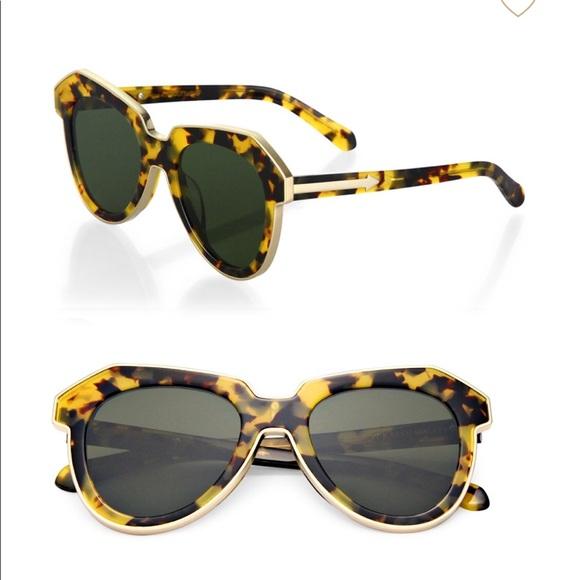 803303b4846 Karen walker one astronaut sunglasses brand new
